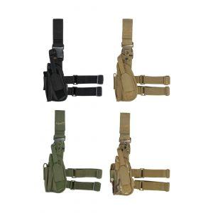 Tactical Leg Holster - Left Handed