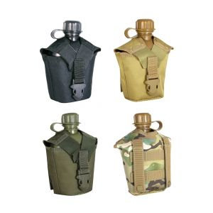 Modular Waterbottle and Pouch
