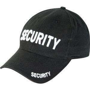 Security Baseball Hat